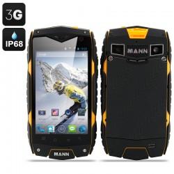 MANN ZUG 3 Smartphone (Jaune)
