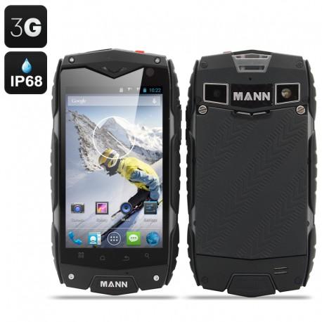 MANN ZUG 3 Smartphone Gris)