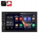 7 pouces Android 4.4 voiture Media Player