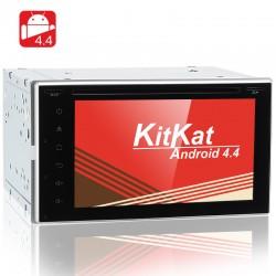 2 DIN Android 4.4 écran tactile Système DVD de voiture 'Road Rock'