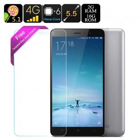 Xiaomi Redmi Note 3 Pro - Snapdragon 650 CPU (Grey)